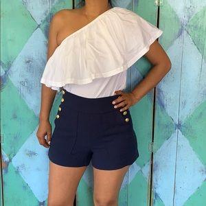 TRINA TURK blouse size XS and Large